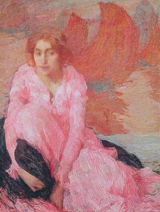 Aman Jean Edmond Dame en Rose